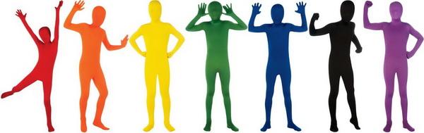 Цветовая дифференциация персонала