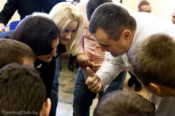 «Искусство Договариваться. Продажи крупным клиентам», тренинг Дмитрия Шамко (12-13.06.15)