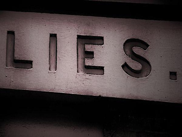 факты о лжи