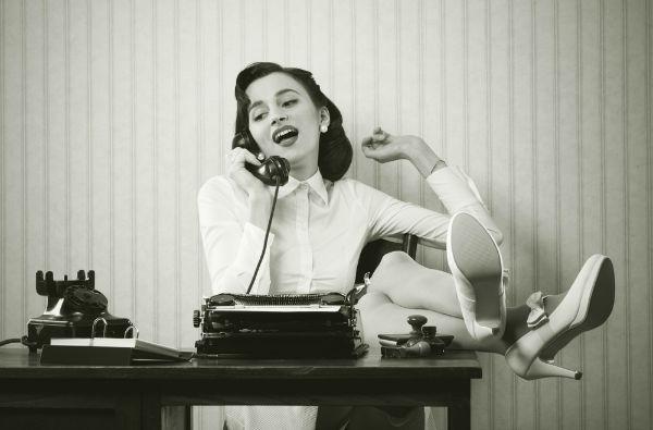 звонок секретарю