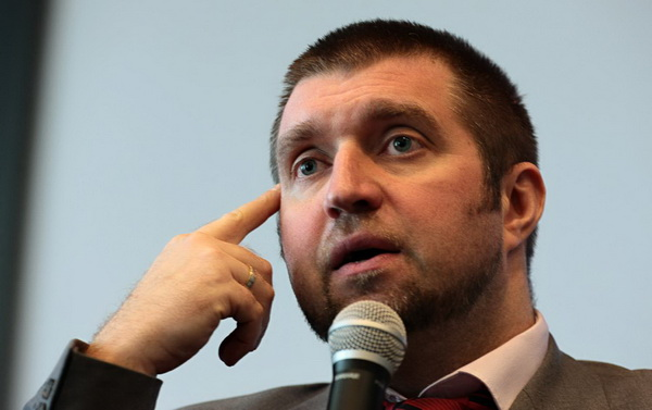 Дмитрий Потапенко в Минске