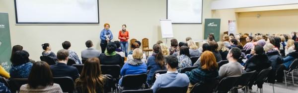 Мастер-класс Татьяны Мужицкой в Минске